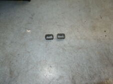 1984 1996 Corvette Hood Side Lineup Pin Mounts Plastic Inserts 2 Gm Fits 1995 Corvette