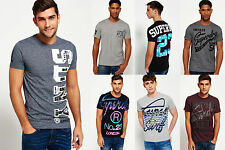 Men's Superdry T-Shirts Selection
