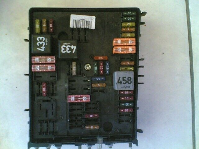 Mk5 Golf Gt Tdi Fuse Box Location - Wiring Diagram Schemas