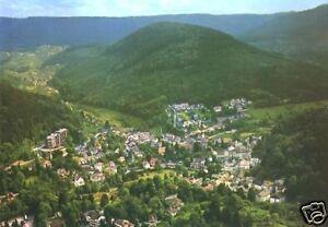 Ak Luftbild 1980 Im Sommer KüHl Und Im Winter Warm Ca Bad Herrenalb Schwarzwald