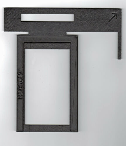616//116 film holder and adapter for Canon CanoScan 8800F//9000F//9950 Scanners