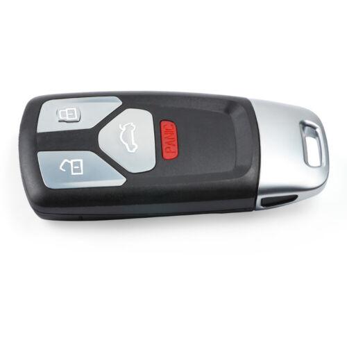 for Audi A4 A5 Q7 SQ5 TT 2017-2019 Smart Remote Key Fob 433MHz 4M0 959 754 AK