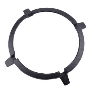 Wok Support Holder Cast Iron Pan Boiling Ring For Cooktop Hob Stove Cooker New