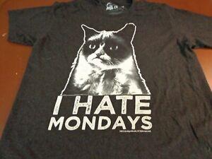 Twisted Envy Boy/'s Grumpy Cat Hashtag Dislike T-Shirt