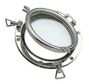 Oblo'  Inox Tondo 125 125 Incasso mm. 152 Esterno mm.180 Collo mm. 12 38.026012