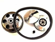 HONDA HELIX CN250 TRANSMISSION CLUTCH REBUILD KIT VARIATOR PULLEY KEVLAR BELT