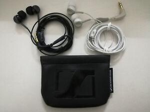 Sennheiser CX 200 Street II In-Ear Stereo Headphone Earphones with Case 2 Colors