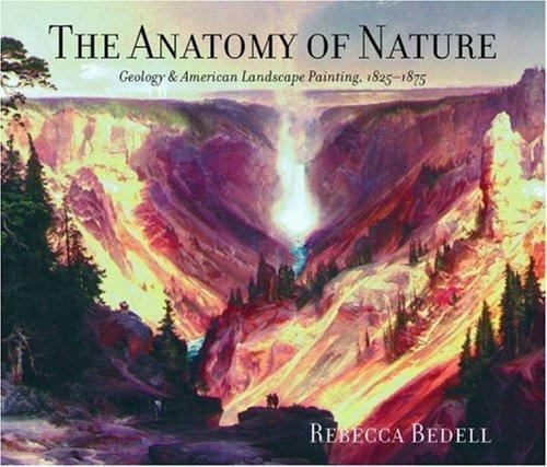 The Anatomy of Nature: Geology and American Landscape Painting, 1825-1875, Bedel