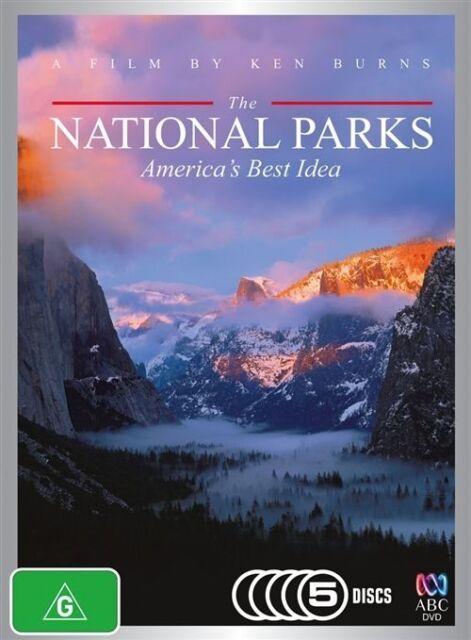 The National Parks - America's Best Idea - A Film by Ken Burns (5DISC) Regio: 4