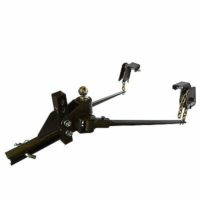 Blue OX BXW0750 SwayPro Weight Distribution Hitch 750LB / 8000LB