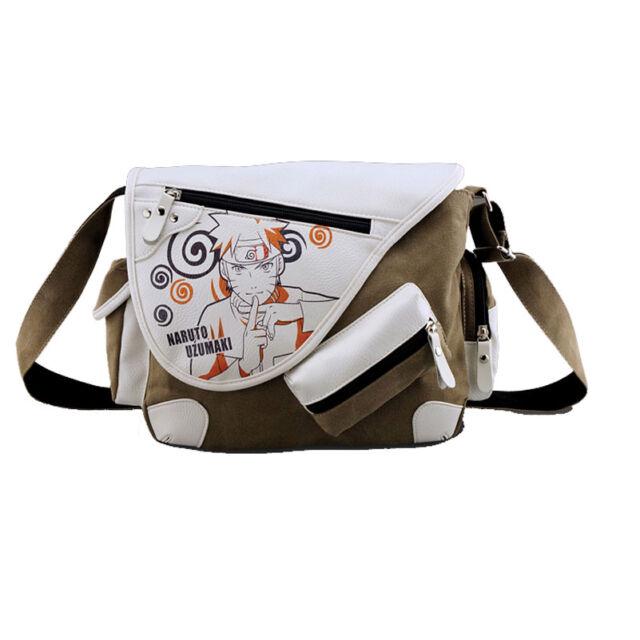 Legend Of Zelda Triforce Canvas Messenger Bag Shoulder Satchel Tote School N
