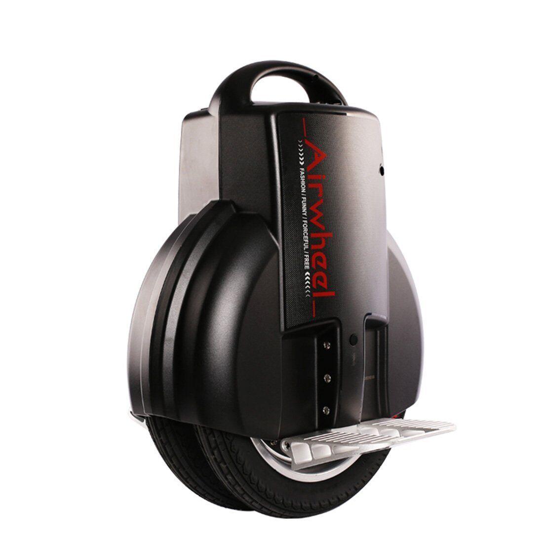 Ahorros en la temporada de fiestas rueda con aletas Q3 170Wh Scooter Monociclo Eléctrico Rueda Doble