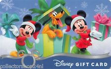 Gift Card : Disney USA Pluto's Perfect Present Christmas  No: P10372