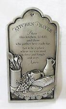Irish kitchen prayer plaque by abbey press kitchen decor