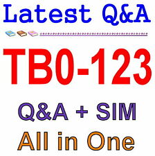 TIBCO ActiveMatrix BusinessWorks 5 TB0-123 Exam Q&A PDF+SIM