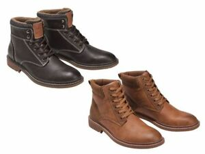33e4ae7fd476 Image is loading Livergy-Men-039-s-Half-Boots-Shoes-Casual-