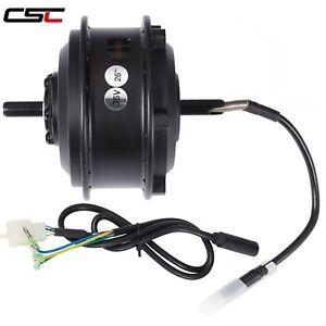 MXUS XF08 24V 36V 48V 250W Brushless Gear Hub Motor E-bike Motor For Electric