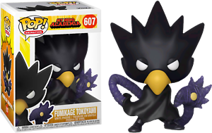 Fumikage-Tokoyami-MHA-Funko-Pop-Vinyl-New-in-Box
