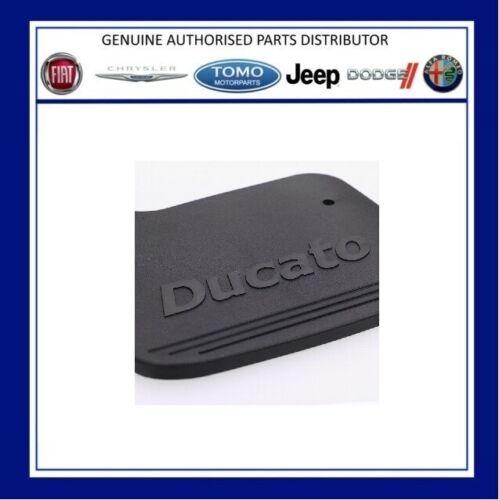 Mud flaps Par Delantero Fiat Ducato 2002-06 van Motor Home Genuino 50900791