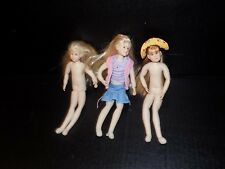 LOT of 3  Only Hearts Club Dolls