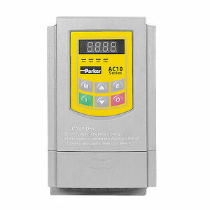 Frequenzumrich<wbr/>ter AC10 Parker 10G-12-0050-BF<wbr/>, 1Ph-230V 1,1kW 5,0A C3