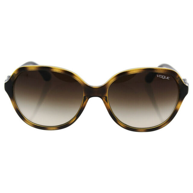 Vogue VO2916SB W656/13 - Tortoise/Brown 58-17-135 mm 58-17-135 mm SUNGLASSES