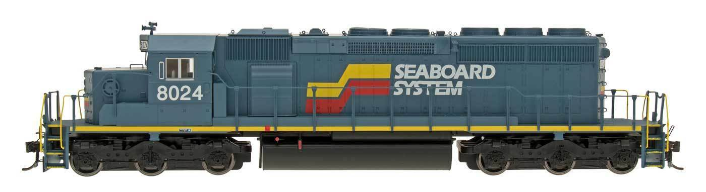 InterMountain N skala 69362 (D)(S) Seaboard System SD40 -2 Locomotive