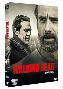 THE-WALKING-DEAD-STAGIONE-7-5-DVD-COFANETTO-NUOVO-ITALIANO-ORIGINALE