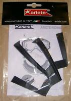 Ariete Goggle Spare Part 13951-n Riding Crows Black Claws Hold Strap To Goggle