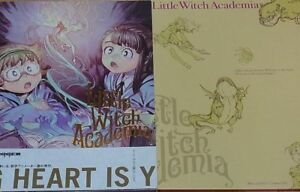 Little-Witch-Academia-Blu-ray-amp-Sound-Track-CD-amp-Setting-Art-Book-Set