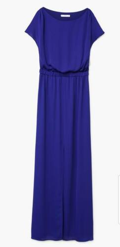 Size Flowy Mango Long Uk8 Dress Bnwt S TqTfptw