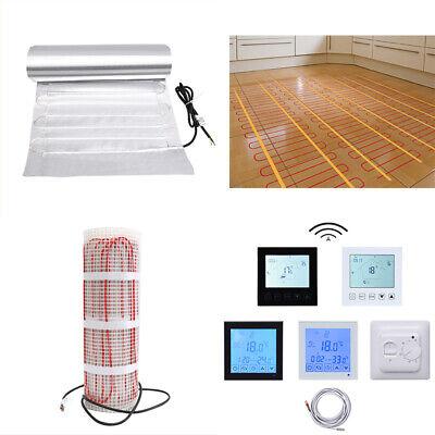 Under Tile Underfloor Heating Mat Floor