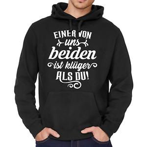 EINER-VON-UNS-BEIDEN-IST-KLUGER-ALS-DU-Sprueche-Spass-Fun-Kapuzenpullover-Hoodie
