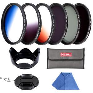Beschoi-58mm-High-Precision-UV-FLD-ND4-Graduated-Color-Camera-Lens-Filter-Kit
