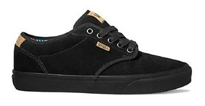 vans atwood deluxe suede trainers