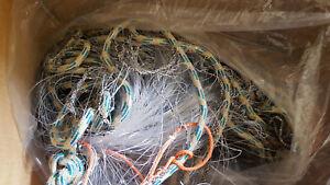 PVC Schwimmer 200x 130mm  Stellnetz Fischernetz Schleppnetz