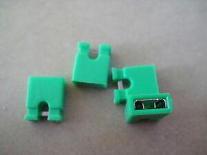 20pcs-Computer-Mobo-CD-DVD-Shunt-Jumpers-2-54mm-0-1-034-green-PANEL-PCB-HEADER-PIN