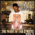 The Heart of tha Streetz, Vol. 1 [Clean] [Edited] by B.G. (CD, May-2005, Chopper City/Koch)