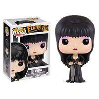 Funko Pop 2016 Television Elvira 375 Mistress Of The Dark Vinyl Figure In Stock