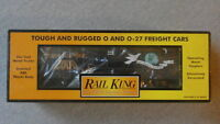 Mth Railking O Scale 2000 Years Boxcar 30-7460 C7 Ts