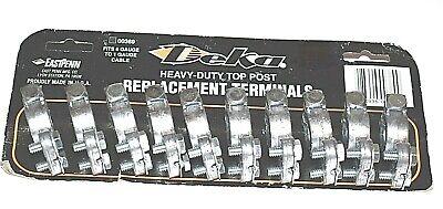 1 piece DEKA Top Post Battery Terminal  #00369 Universal Car Truck
