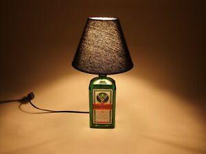 Jaegermeister-Flaschen-Tischlampe-Lampe-LED-220V-mit-Schalter-ORIGINELL-S2k