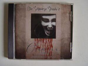 DIE-SCHWARZE-STUNDE-2-Carmilla-CD-Hoerspiel-Joseph-Sheridan-Le-Fanu