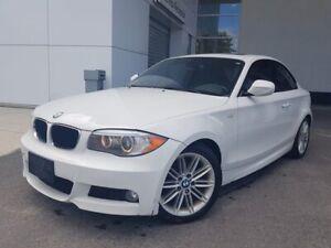 2012 BMW 1 Series 128i   1 OWNER   BLUETOOTH   KEYLESS ENTRY  