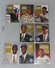 1992-93 Skybox Draft Pick komplettes Set mit Shaquille O'Neal