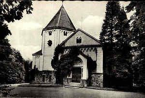 AUMUHLE-Sachsenwald-AK-Bismarck-Mausoleum-Friedrichsruh-alte-Postkarte-um-1940