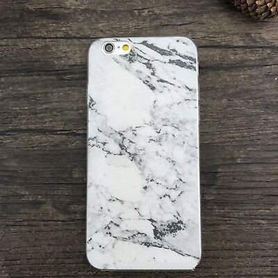 Fashion Granite Marble Texture Soft Shell Tpu Cover Case For iPhone 5/5S/6/6Plus