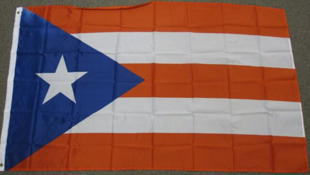 3X5 PUERTO RICO FLAG RICAN USA US BANNER SIGN NEW F166