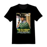 A Fistful Of Dollars 2 - Custom Spaghetti Western T-shirt (155)