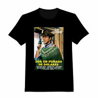 A Fistful Of Dollars 2 - Custom Spaghetti Western T-shirt (155)